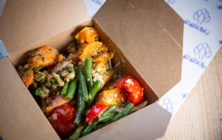 Takeaway lunches