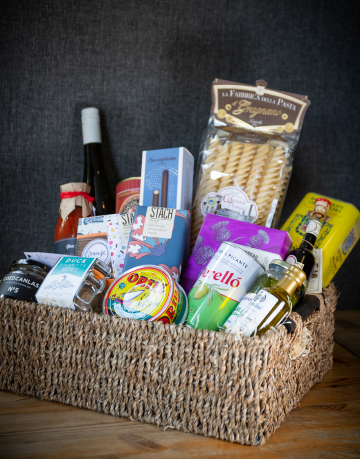 all the finest things hampers
