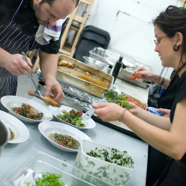 Bristol catering for events