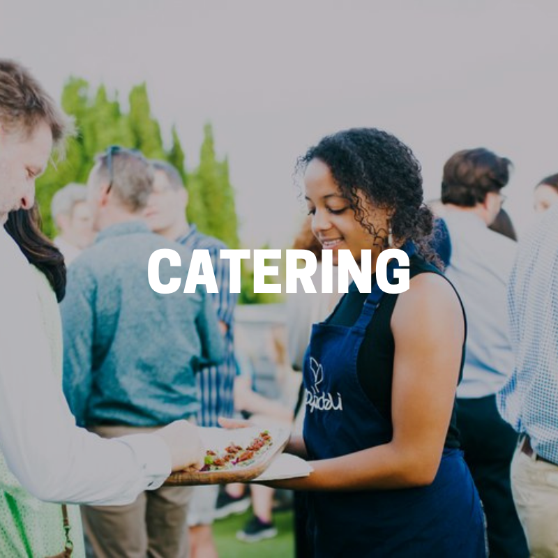 wedding caterer and party catering