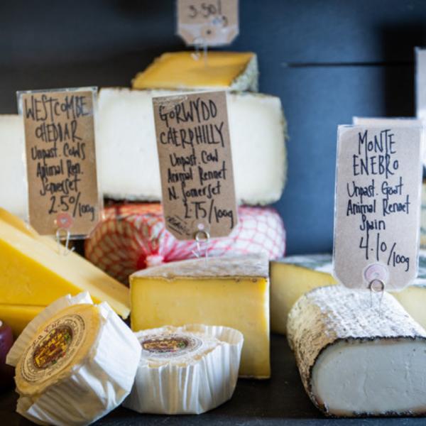 Bristol cheesemonger
