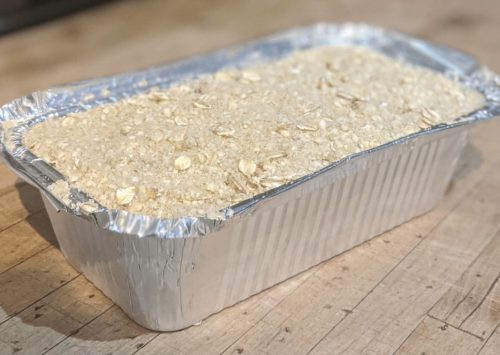 crumble for takeaway
