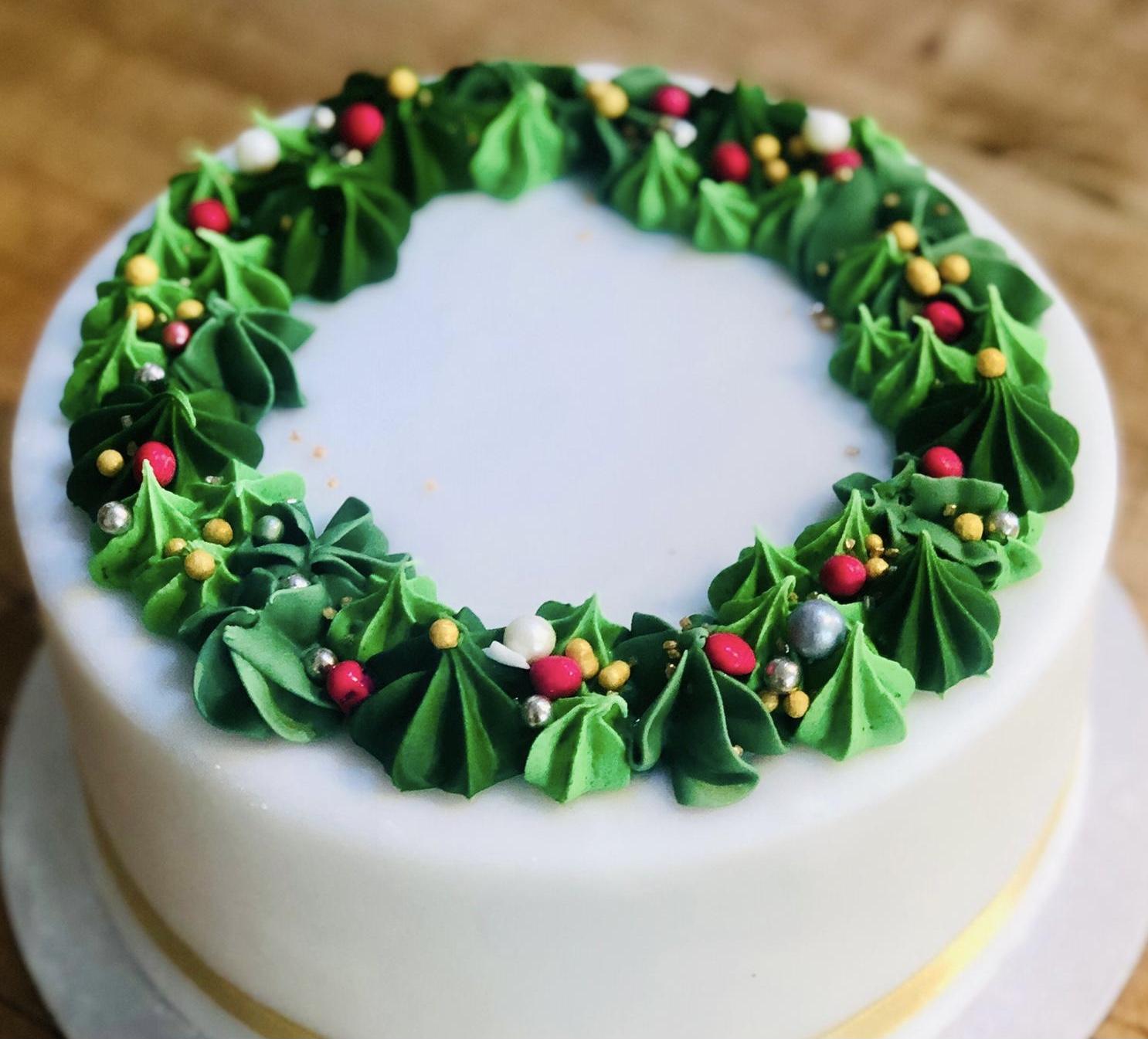 papadeli Christmas cake
